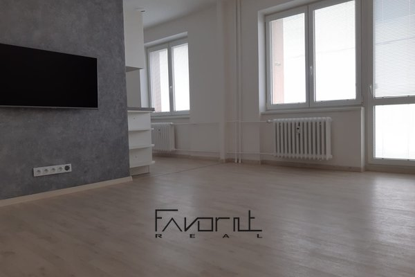 Byt 2+kk po kompletní rekonstrukci, OSVL, 2. np./ 8. np., na ul. Maďarská, Ostrava - Poruba