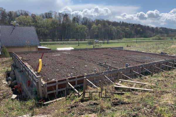 Prodej stavebního pozemku 778m2 v obci Žermanice