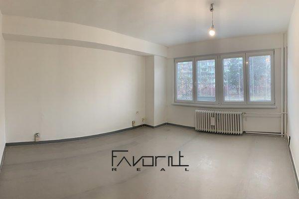 Byt 3+1 s balkónem, OSVL, 60m², 2NP/13, ulice Výškovická, Ostrava - Zábřeh