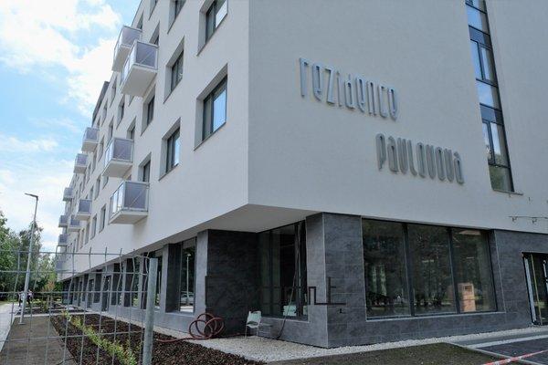 Pronájem luxusního bytu 3+kk s balkonem, 3NP/6NP, 70m2, na ul. Pavlovova, Ostrava - Zábřeh