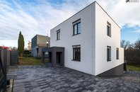 Dvoupodlažní novostavba rodinného domu 5+kk s krytým stáním, na ul. Obrovského, Slezská Ostrava