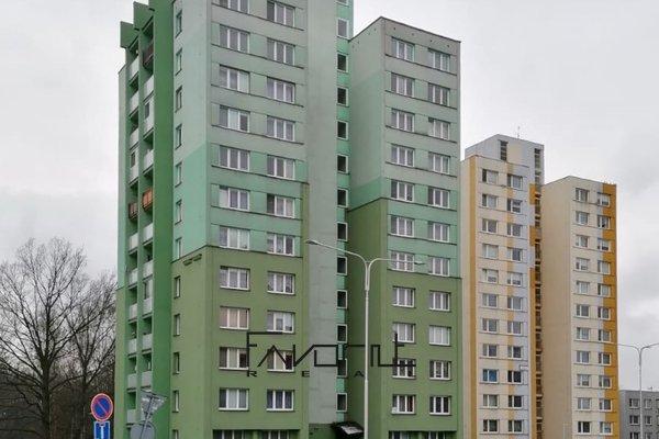 Byt 3+1 s lodžií, OSVL, 69m², 12NP/12NP, ulice Výškovická, Ostrava - Výškovice