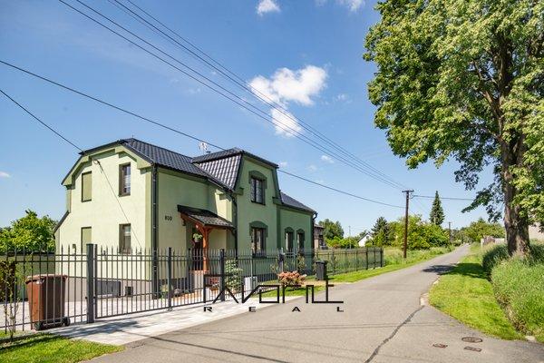 Rodinný dům 5+kk, v obci Rychvald, pozemek o vel. 7.020m2