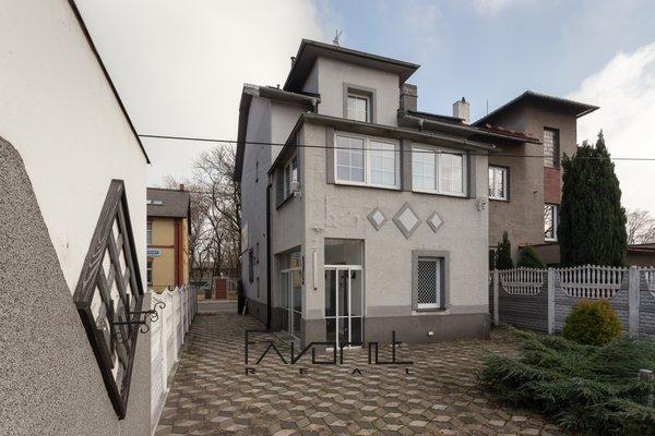 Pronájem bytu 2+1, 60m², 1NP/2NP, ulice Daliborova, Ostrava - Mariánské Hory