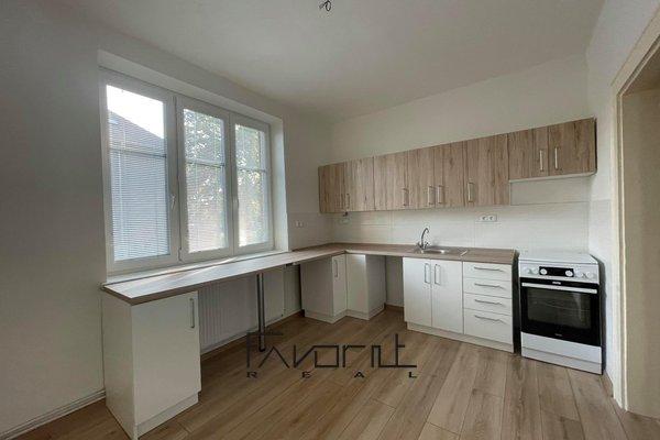 Nabízíme pronájem přízemního bytu se zahradou v rodinném domě, na ul. Starobělská, Ostrava - Zábřeh