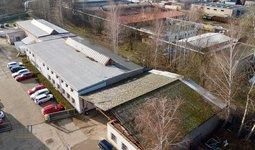 Pronájem, Výrobní haly 989 m²   - Hradec Králové - Slezské Předměstí