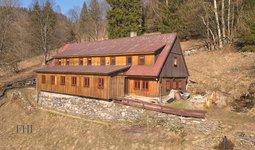 Prodej, Chalupy 467m² pozemek 9 571m² - Pec pod Sněžkou - Velká Úpa