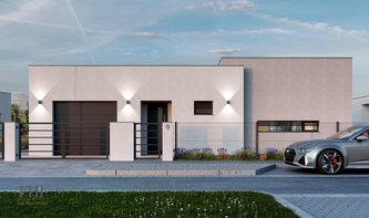Prodej, Rodinného domu, 185 m² s pozemkem 973 m²  - Pardubice - Hostovice C10