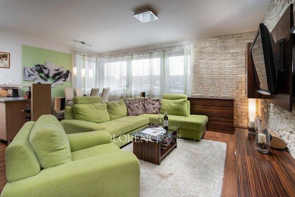 Prodej, Byty 3+kk, 81m² včetně kompletního vybavení - Praha - Újezd nad Lesy