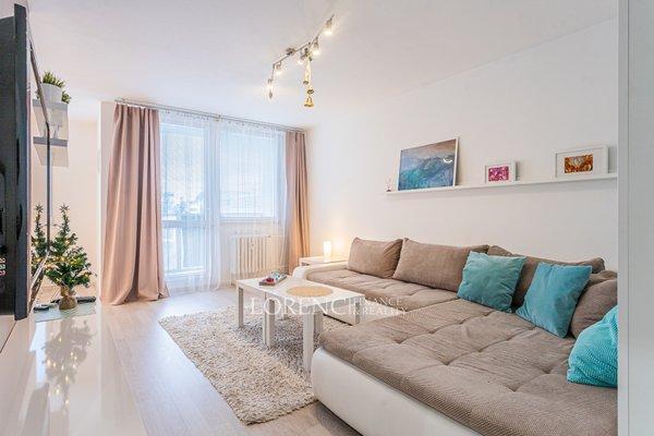 Pronájem, byt 2+kk, 46 m² - Praha 14