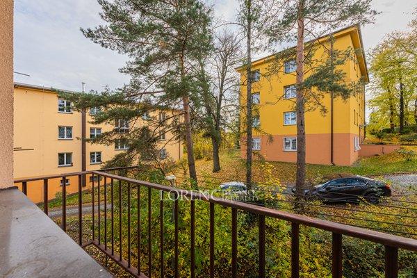 Pronájem, Byty 2+1, 48m² - Praha - Smíchov