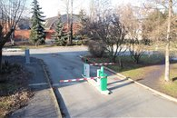 parkovací brána