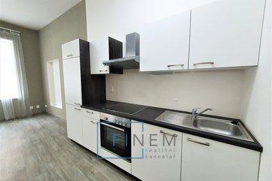 Byt k pronájmu 2+kk, 44m² centrum, Kralupy nad Vlt., Ev.č.: 00020