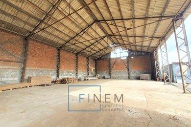 Nebytové prostory 600m² v Obříství, Ev.č.: 16