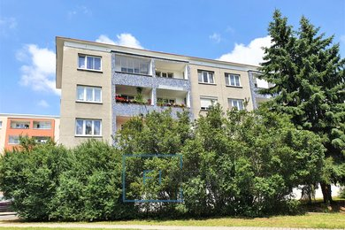 Prodej bytu 2+1, o celkové výměře 64m² - Libčice nad Vltavou, Ev.č.: 00025