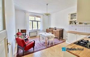 Pronájem bytu 2+kk, 48 m² - Praha - Žižkov
