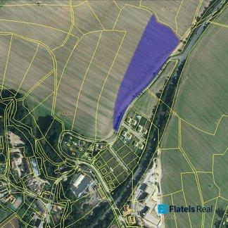 Prodej pozemku, 17.297 m² - Říčany - Voděrádky