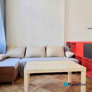Pronájem bytu 1+1, 43m² - Praha 2 - Vinohradská
