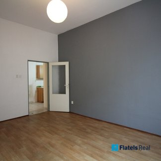 Prodej bytu 2+kk, 54m2, cihla, 2min od metra Palmovka