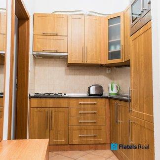 Pronájem bytu 2+kk, 54m² - Praha - Žižkov - Řehořova