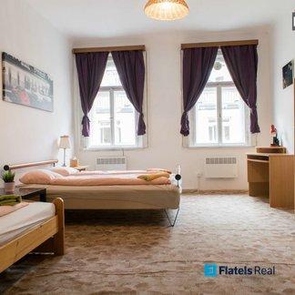 Pronájem bytu 1+1, 52m² - Praha - Nové Město (Malá štěpánská)
