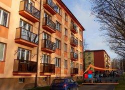 Prodej družs. bytu 3+1+balkon/64m2 na ul. V Aleji, Karviná