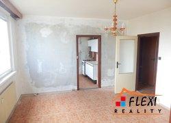 Prodej družstevního bytu 2+1, 43,48 m2, ul. Novodvorská, Frýdek-Místek, možnost převodu do os. vl.