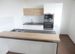 Prodej družstevního zrekonstruovaného bytu 2+1, šatna, lodžie, 59,03 m2, ul. K Hájku, Frýdek-Místek, možnost převodu do os. vl.