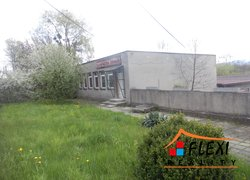 Exklusivní prodej rozsáhlého komerčního objektu s velkými prostory (hala, garáž), ul. Slezská, Frýdek-Místek
