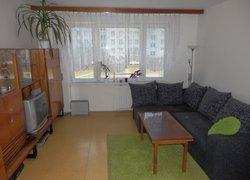 Pronájem družs. bytu 1+1/40m², ul. Jaroslava Vrchlického, Karviná - Nové město