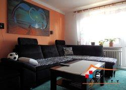 Prodej bytu 2+1 s balkonem, os.vl., 54,3 m2 , ul. Kolaříkova, Frýdek-Místek