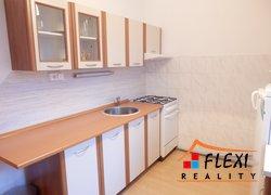 Pronájem částečně zařízeného bytu 1+1, 35 m2, ul. Nádražní, Frýdlant nad Ostravicí