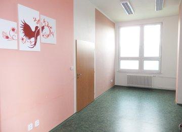 Pronájem samostatných ordinací, 20m2 až 430m2, Moravská Ostrava, ul. Hrušovská