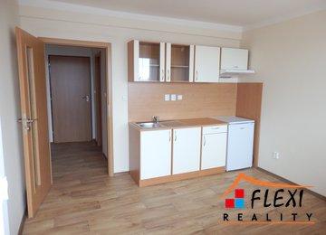 Pronájem bytu 1+kk s lodžií, 24m², Moravská Ostrava a Přívoz, ul. Hrušovská