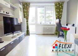Prodej modeního družst. bytu o velikosti 3+1+balkon/ 60 m² na ul. Březová, Karviná