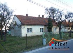 Pronájem nezařízeného rodinného domu, 2+1, 51 m2, obec Zelinkovice, Frýdek-Místek