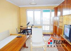 Pronájem zařízeného bytu 1+kk, 28 m², ul. Čujkovova, Ostrava -Zábřeh