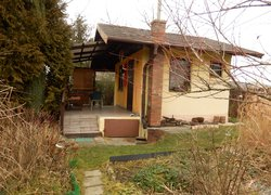 Prodej zahrady 619 m2 vč. zahradního domku, ul. K lesu, Frýdek-Místek