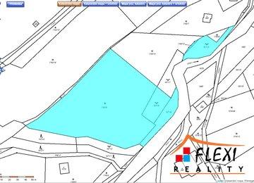 Prodej pozemku určeného k bydlení, 13.242 m2, s možností stavby 2 domů, Metylovice