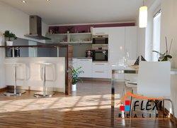 Prodej podkrovního bytu 3+kk se zahradou, 79,52 m2, os. vl., ul. Jaroslava Haška, Frýdek-Místek