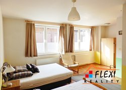 Pronájem nezařízeného bytu 1+kk, 33 m2, ul. Sadová, Frýdek-Místek