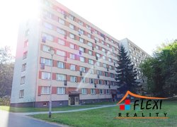 REZERVOVÁNO-Pronájem bytu 1+1, 35m2, Slezská Ostrava, ul. Bohumínská