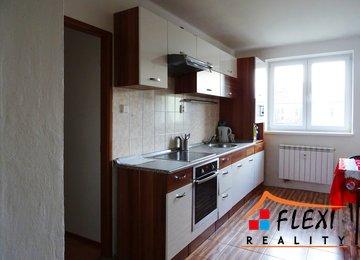 REZERVOVÁNO-Pronájem zrekonstruovaného a zařízeného bytu 3+1, 78 m2, Slezská Ostrava, ul. Nejedlého