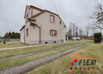 Prodej většího rodinného domu, 6+1, s garáží a velkou zahradou, obec Třanovice + BONUS NAVÍC