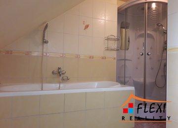 Pronájem částečně zařízeného bytu  3+1/89 m2  na ul. Kalusova 968/12, Ostrava - Mariánské Hory