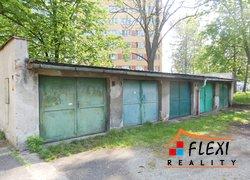 Prodej garáže, 15,9 m2, centrum města, ul. Dvořákova, Frýdek-Místek