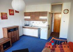 Pronájem zařízeného bytu 1+kk, lodžie, 21 m2, ul. Ostravská, Frýdek-Místek