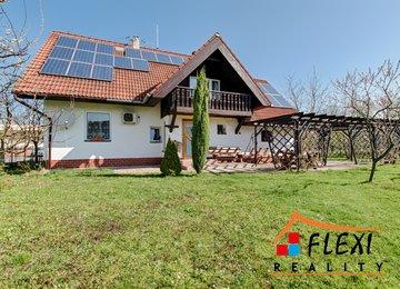 Prodej rodinného domu 4+1 s garáží, 120 m2 obytné plochy, pozemek 756 m2, Dobrá u Frýdku-Místku