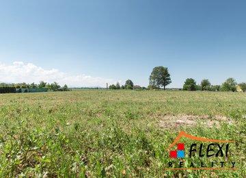 Prodej stavebního pozemku, 1 697 m2, obec Lučina