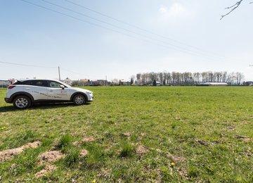 Prodej stavebního pozemku 1073 m2, Lučina
